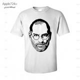 تی شرت استیو جابز (clipart)